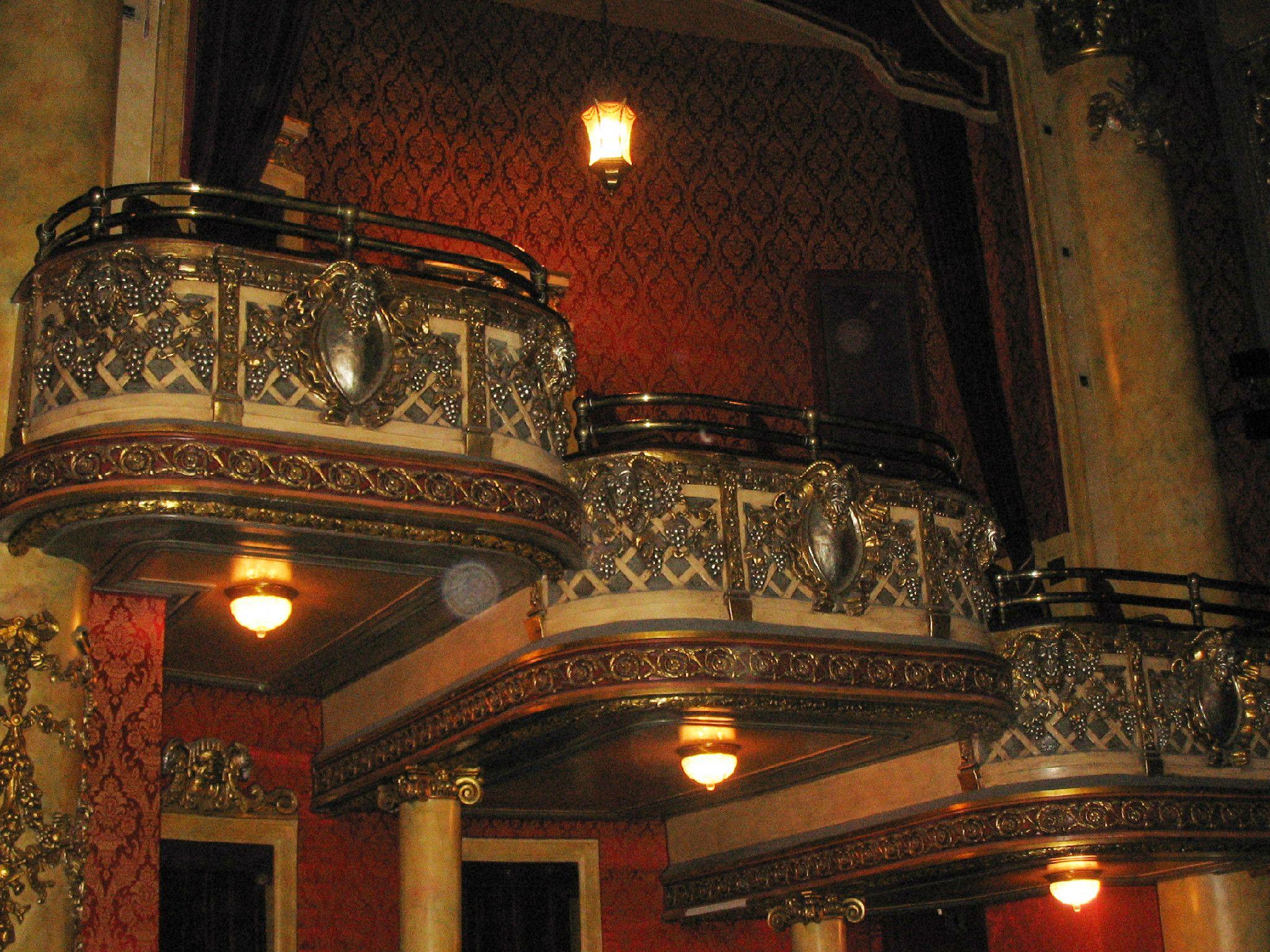 Elgin Winter Garden Theatre Toronto Pinterest