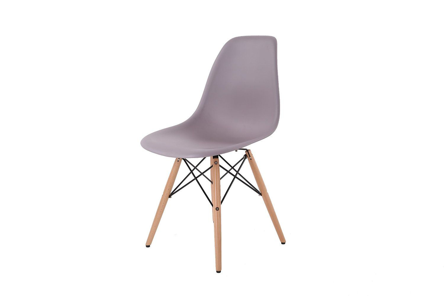 Hnnhome inspired eiffel dsw dining plastic chairs modern
