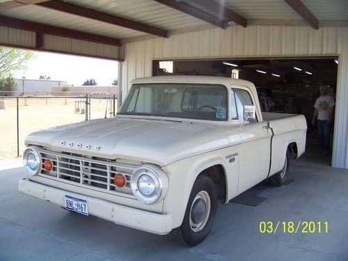 1967 dodge pickup