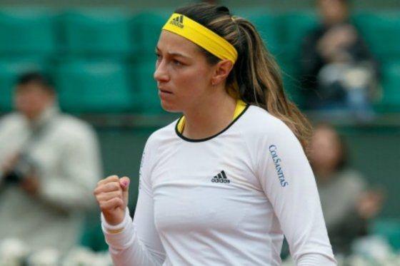 La tenista colombiana Mariana Duque clasificó a los octavos de final del Abierto de New Braunfels, Estados Unidos, tras vencer a la estadounidense Kristie Ahn con parciales 0-6, 6-4 y 6-4.