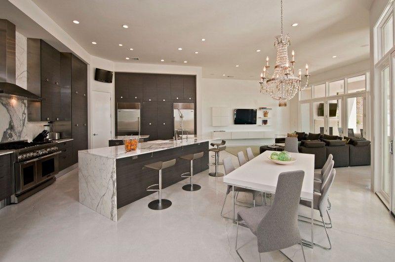 #Diseño de #cocina de Cornerstone Architects