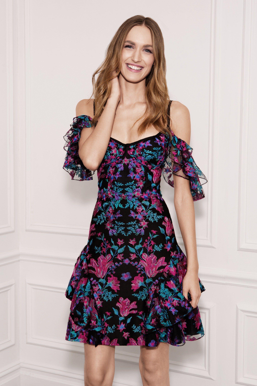 b8b987971c3 Marchesa Notte Spring 2018 Ready-to-Wear Fashion Show in 2019 ...