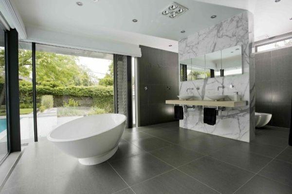 badausstattung badgestaltung ideen modernes badezimmer