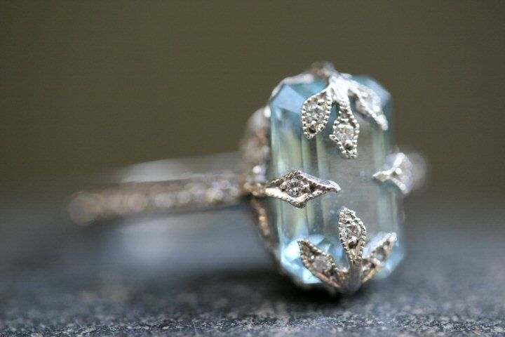Non-Traditional Engagement Rings - Bing images