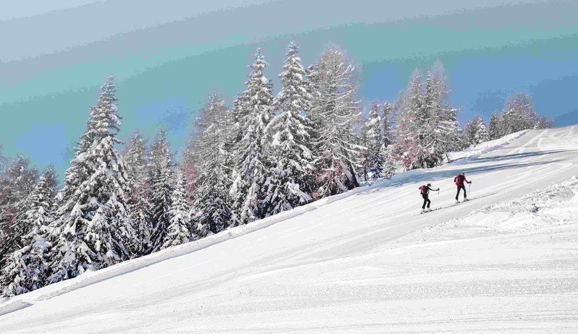 Wovon Langläufer träumen: Dolomiti Nordic Ski