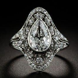 Vintage Inspired Diamond Rings off Fashion Jewellery Near ...