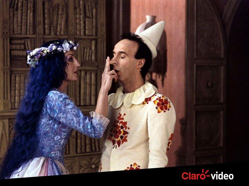 En esta ocasión Roberto Benigni representa un clásico universal #Pinocho