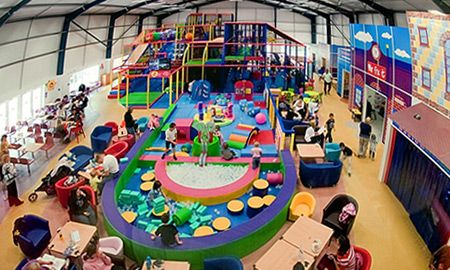 Indoor play cornwall soft play area cornwall one 2 for Inside play areas