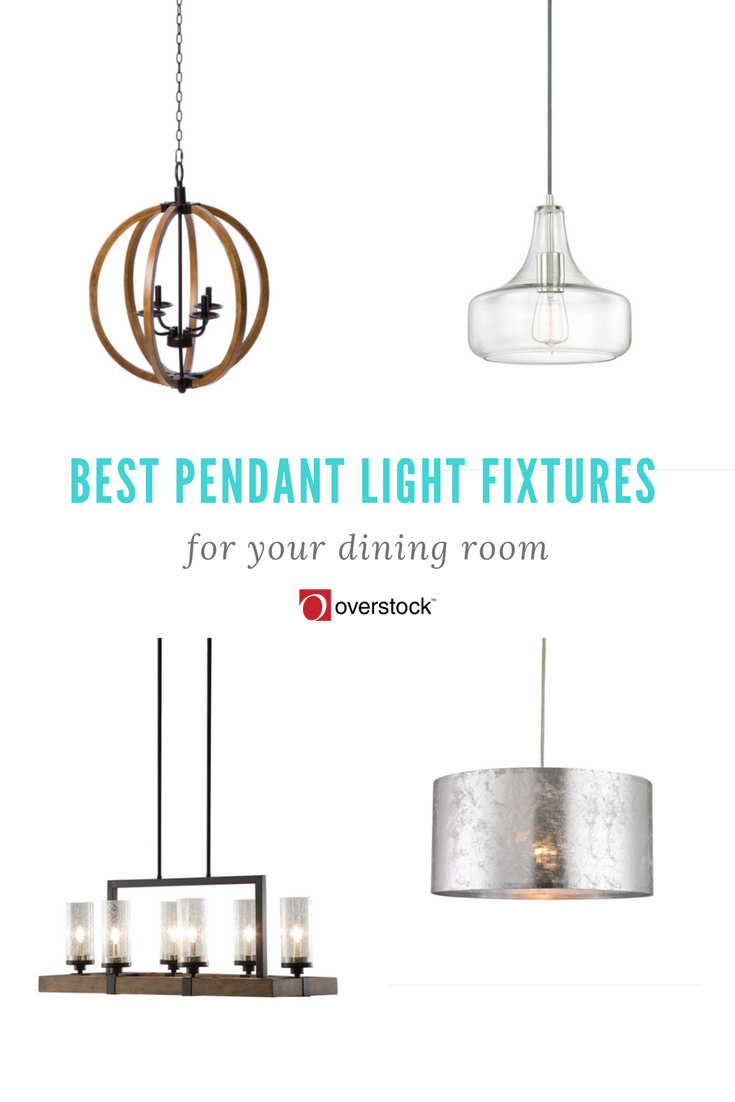 How To Hang Pendant Lights Top 6 Light Fixtures For A Glowing Dining Room  Ambient Light