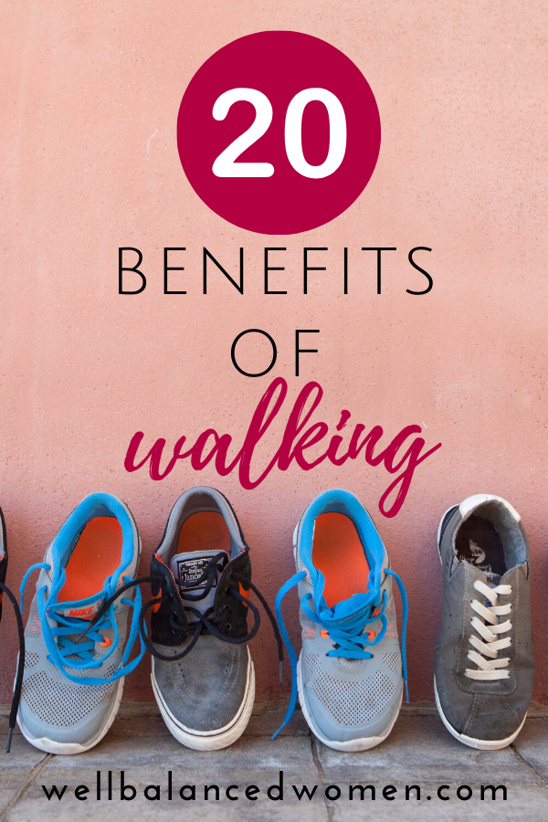 Walk your way to better health! in 2020   Benefits of ...