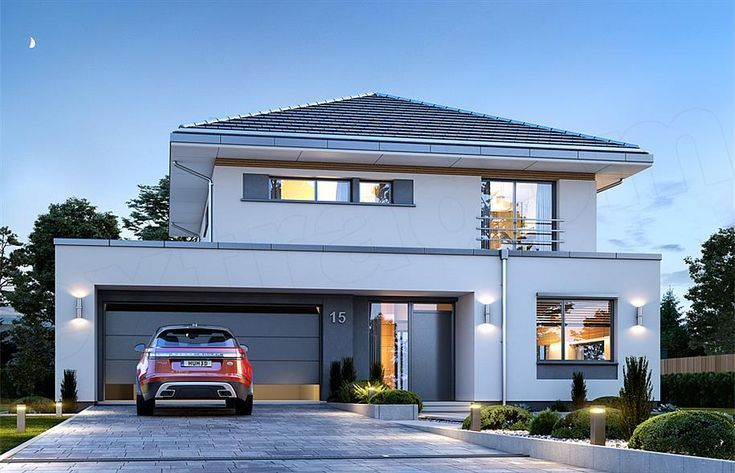 House design Orkan 178.92 m2 construction cost