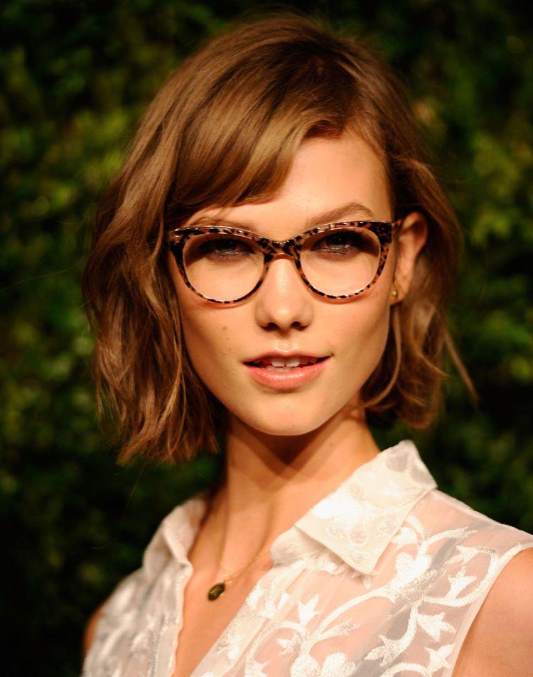 Frisuren fur lange haare mit brille