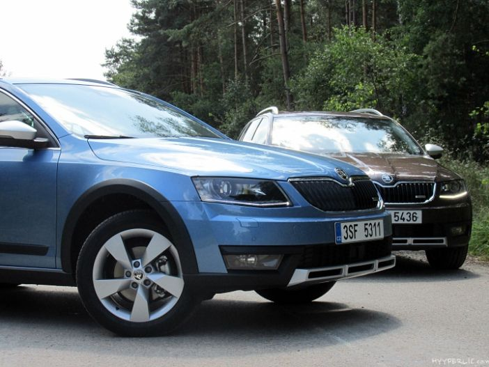 skoda octavia combi scout technik autos mobilit t autos. Black Bedroom Furniture Sets. Home Design Ideas