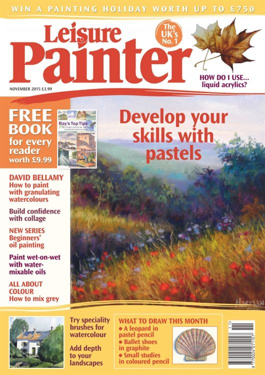 Painters Online | Item View