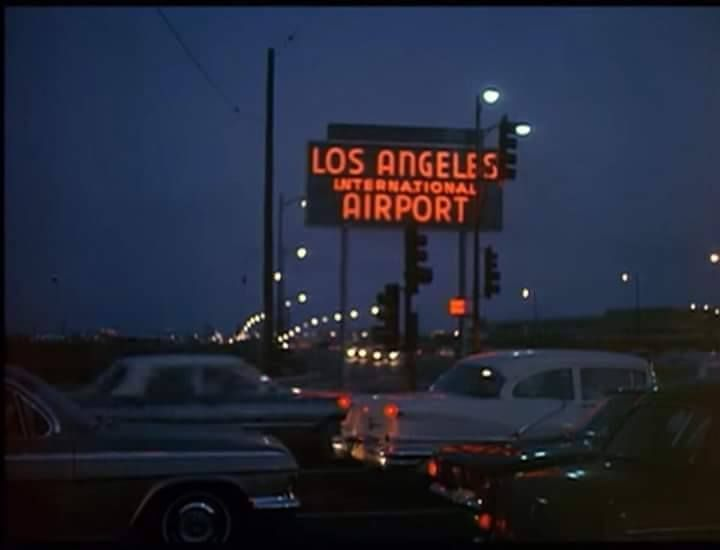 Lax Neon Sign Early 60s Los Angeles History Snap Out Of It Los Angeles