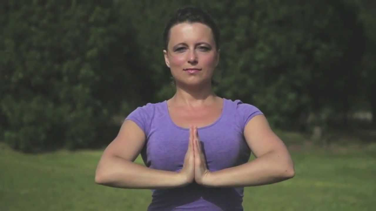 Saudação ao Sol / Surya Namaskar - Sri Sri Yoga