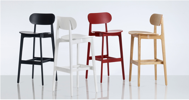 Plc Bar Stool By Pearsonlloyd For Modus A Cool Bar Stool With A