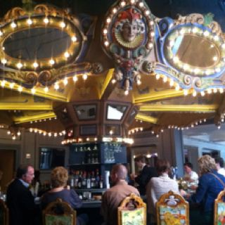 Carousel Bar at the Hotel Monteleone!