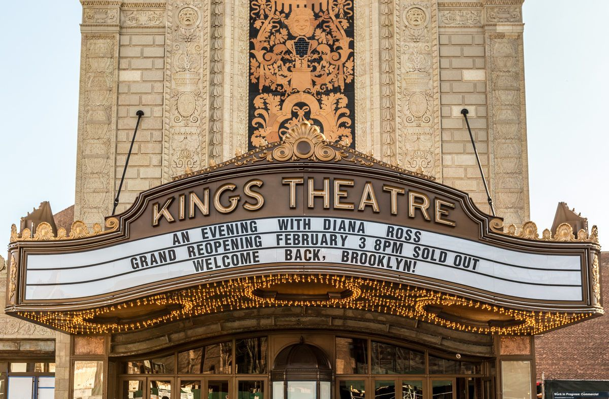 Behold brooklyns magnificently restored kings theatre