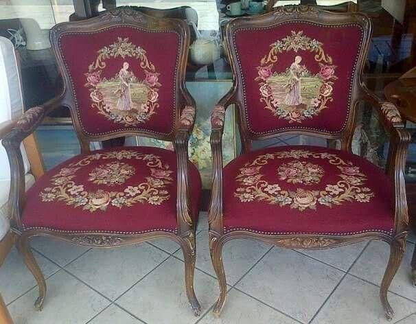 Mooi stoele