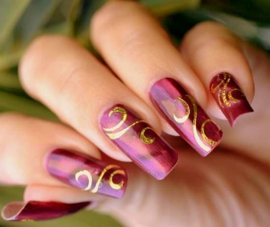 Easy and cool nail designs