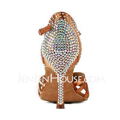 88efb938fb womens ballroom dancing shoes rhinestones - Google Search | Ballroom ...
