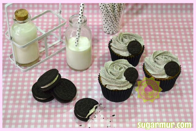 Sugar Mur: OREO® Cupcakes