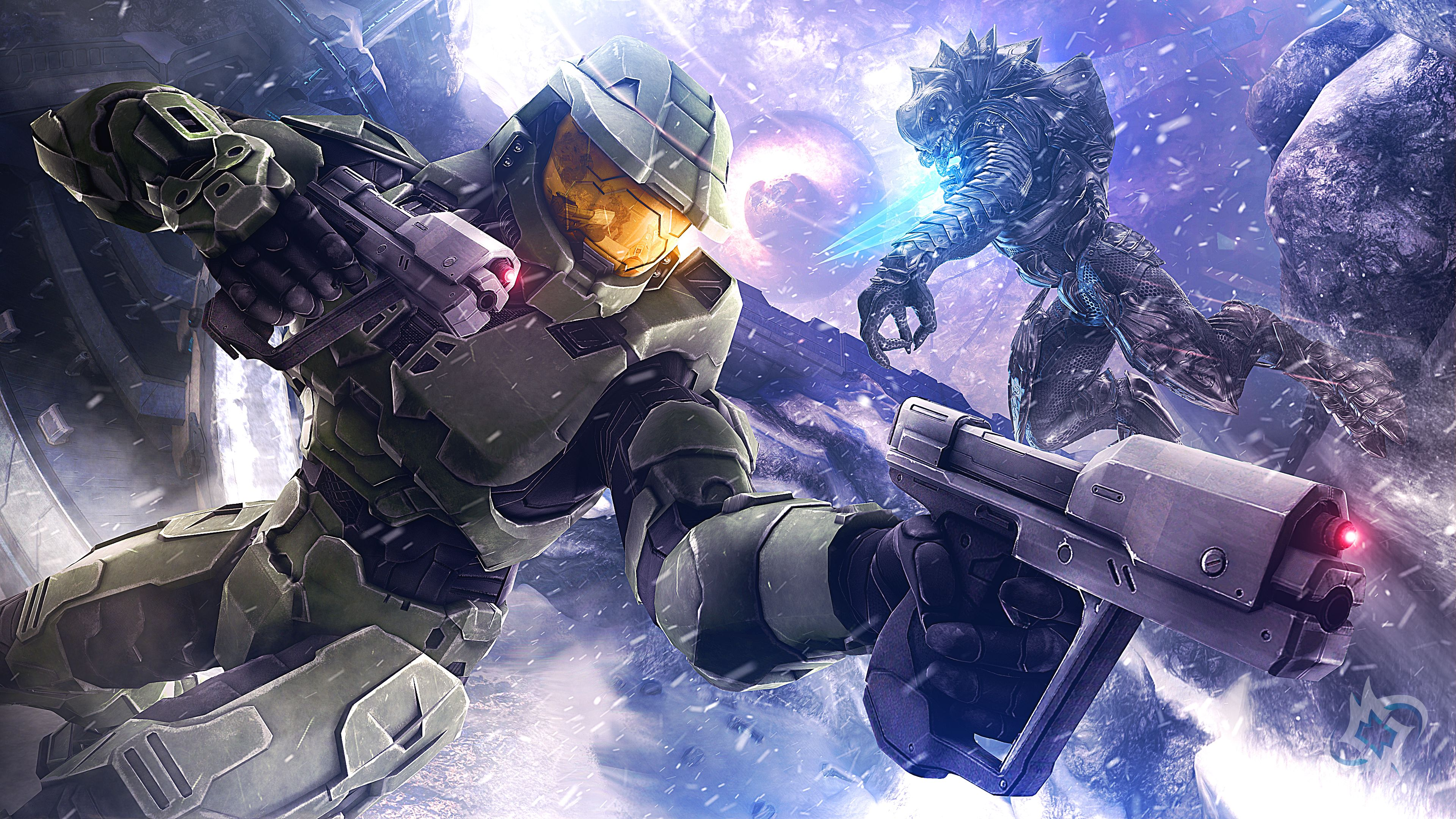 Chief Halo Master Halo Video Game Halo Game Master Chief