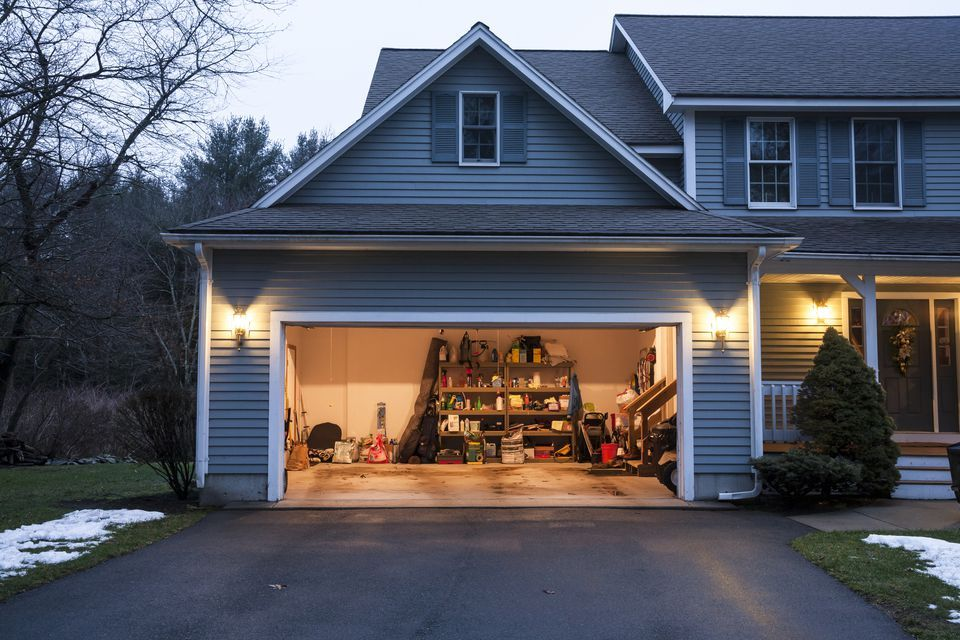 Discover 10 Security Tips For Your Garage And Garage Door Openers Garage Doors Garage Security Garage Doors Prices