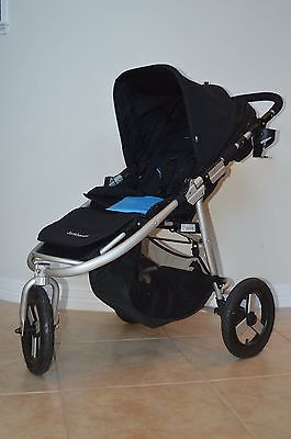 Bumbleride Indie Jet Black Jogger Single Seat Stroller - Perfect Condition https://t.co/8bLMgqDN6i https://t.co/PHVeSprpD9