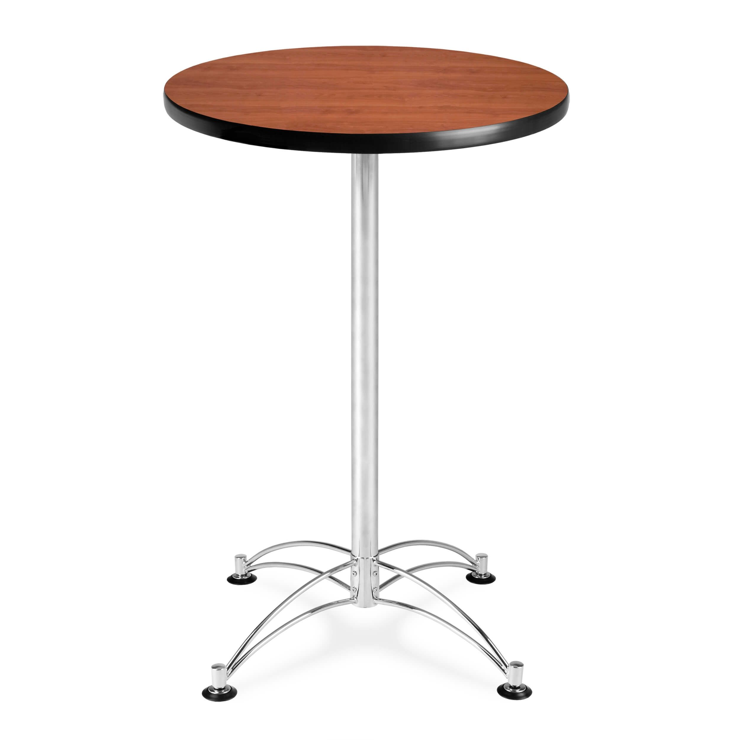 Gabriella 24inch Round Cafe Table With Images Cafe Tables Ofm