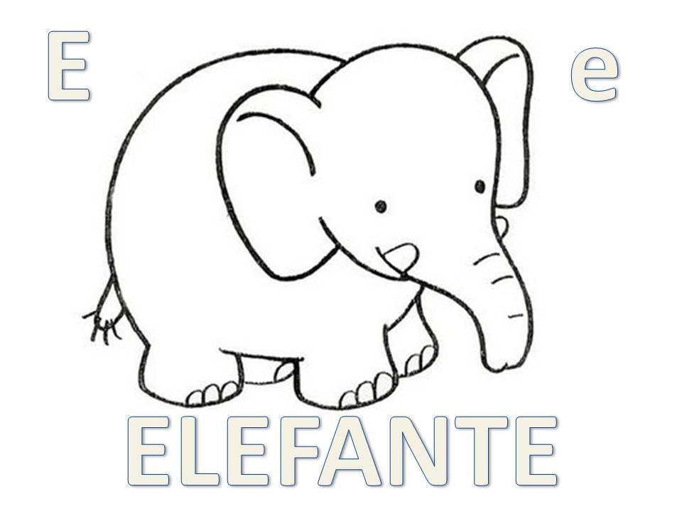 Recursos para el aula: Abecedario animal para colorear Un