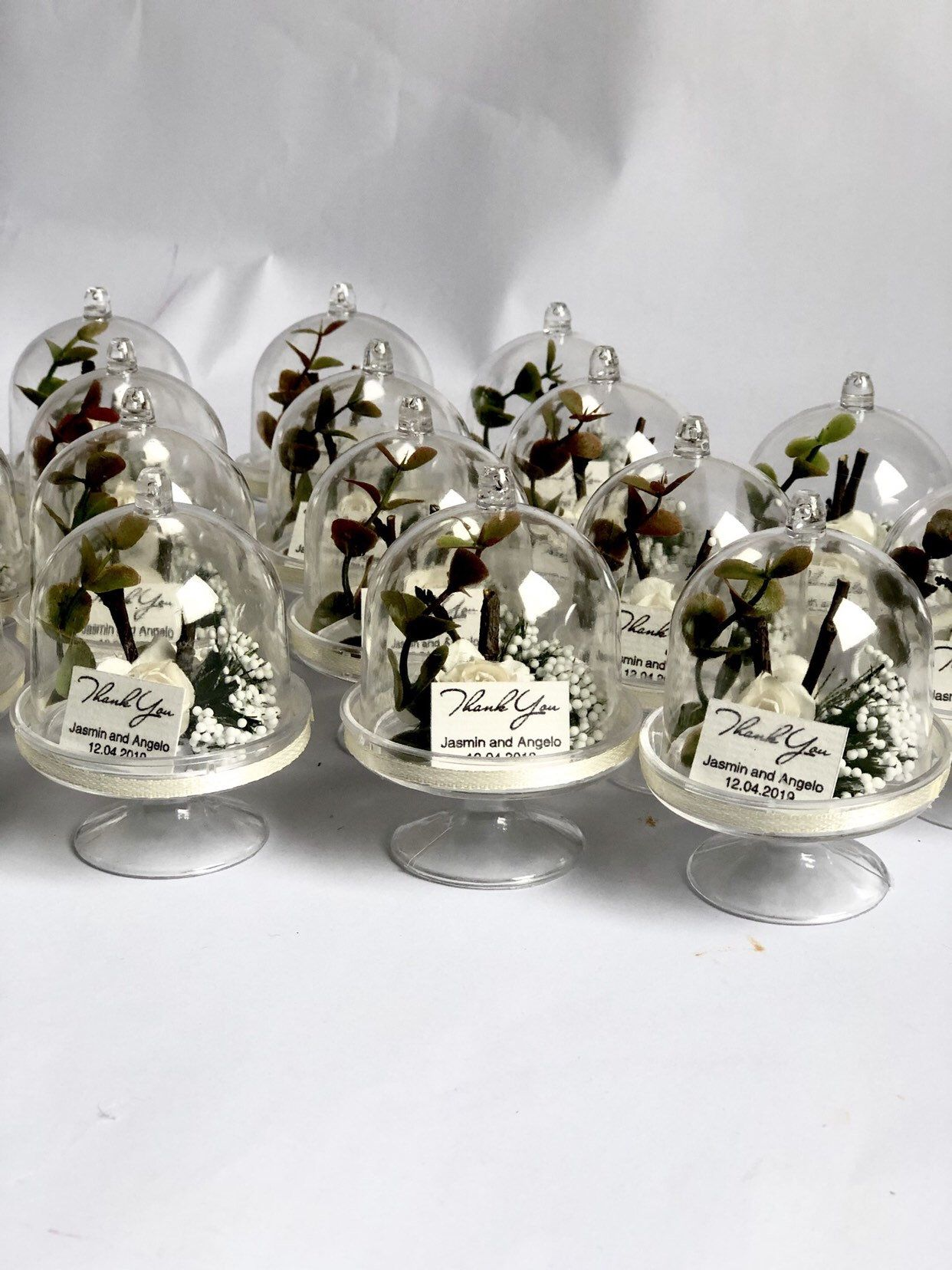 10pcs Wedding favors for guests, Wedding favors, Favors, Dome, Glass dome, Cloche dome, Custom favors, Beauty and the Beast, Party favors