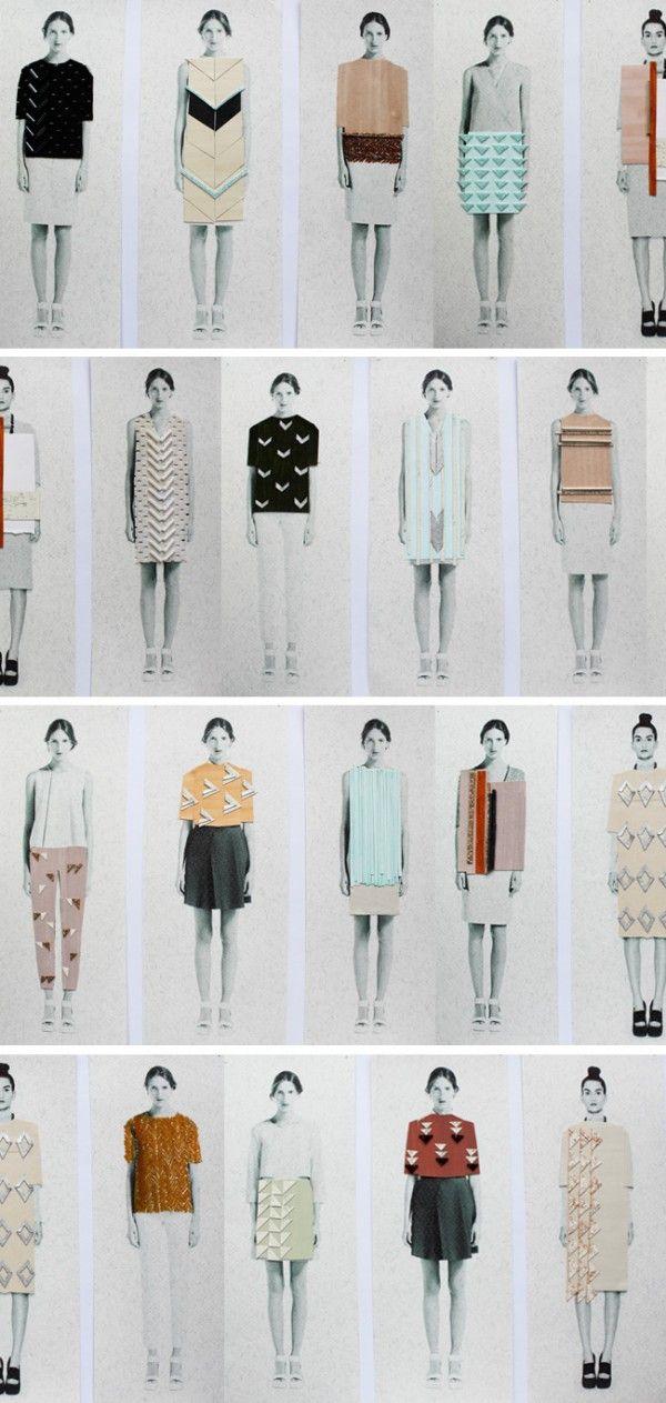 Anna Duthie Graduate 2012 Collection