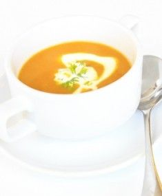 Roast Pumpkin Soup (recipe for one)
