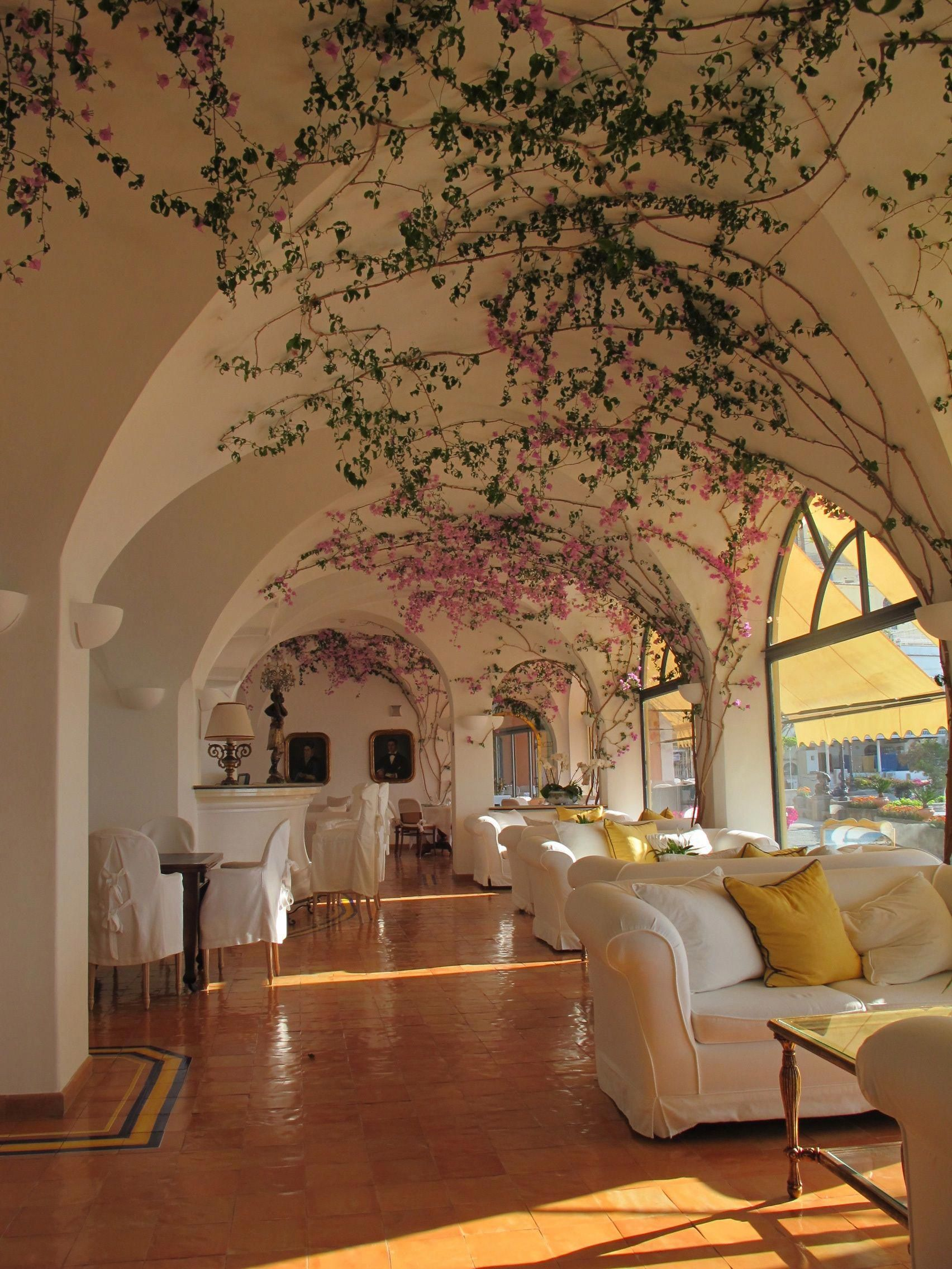 Hotel Villa Tre Ville, Positano, Amalfi Coast