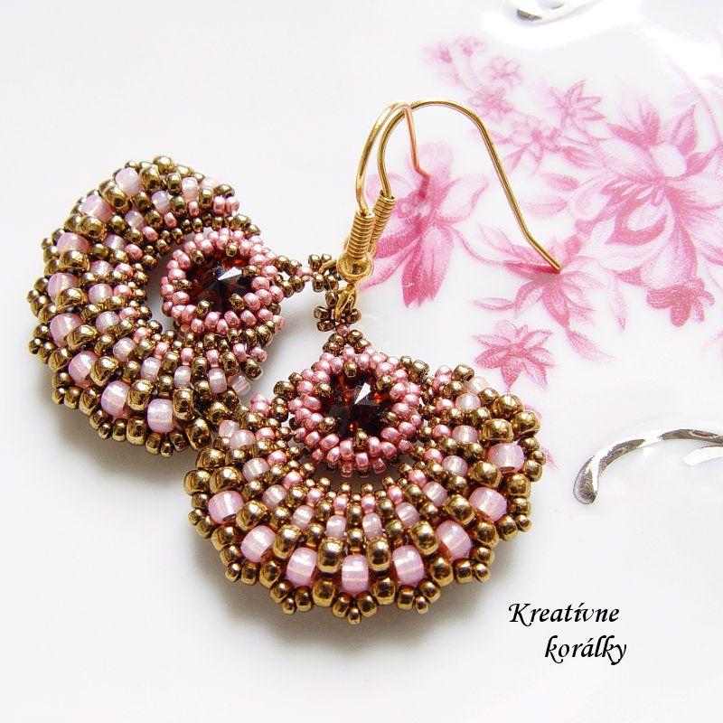 Antique Eye earrings