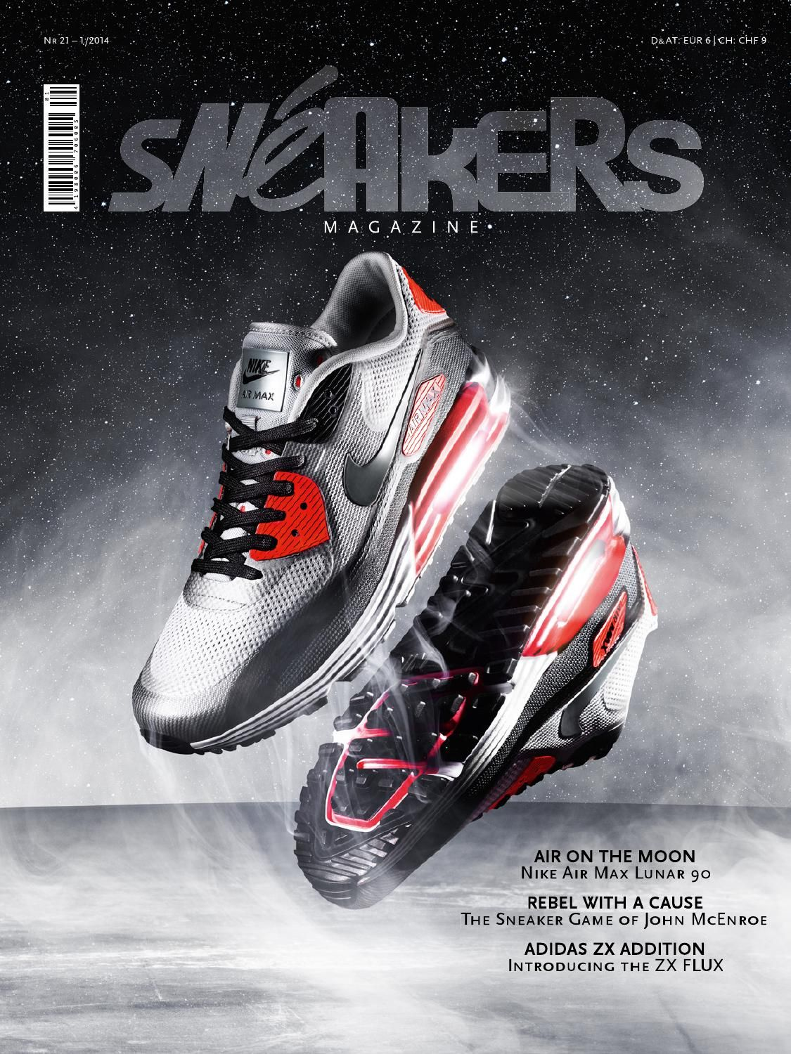 the latest 24735 dc9d1 ... Nike Air Max Lunar. ISSUU - Sneakers Magazine issue 21 by Monday  Publishing GmbH