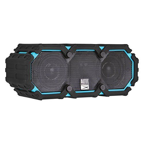 Altec Lansing Mini Lifejacket 2 Imw477 Bluetooth Speaker Aqua Blue Http Www Am Waterproof Speaker Waterproof Bluetooth Speaker Wireless Speakers Bluetooth