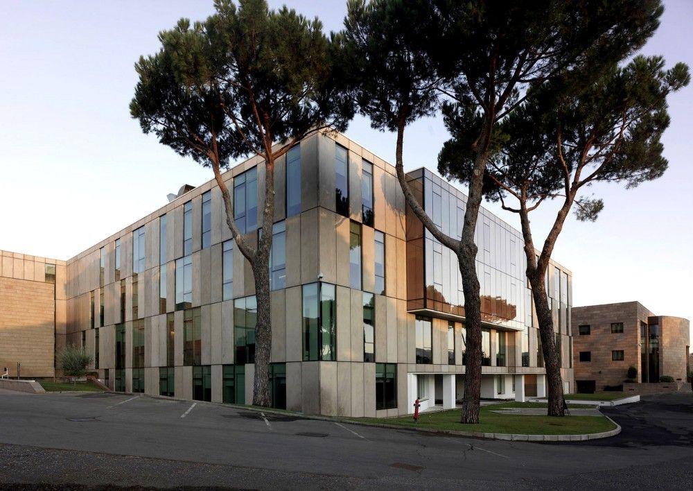 Gucci Headquarters Genius Loci Architettura Genius Loci Facade Design Architecture