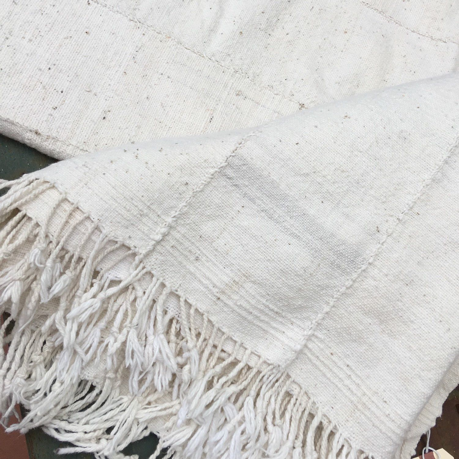 Hand Loomed Cottons: Neutral & Naturally chic!