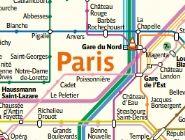 Paris M Tro Rer Map Paris Map Tourist Map Paris