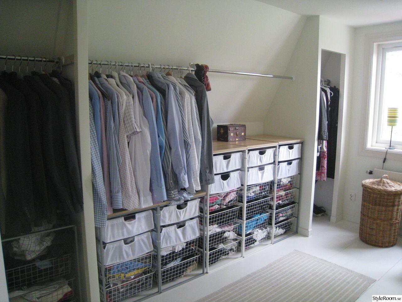 Inloopkast Van Elfa : 274280 walk in closet.jpg 1280×960 inredning pinterest