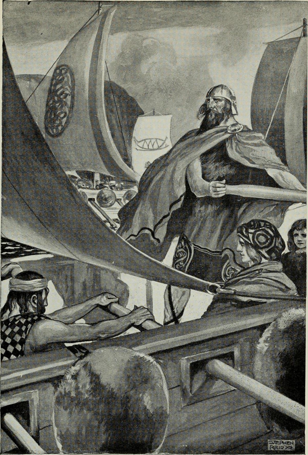 Milesians (Irish gairthear Mílidh Easpáinne) are the