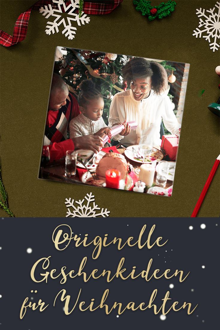 Personalisierbare Geschenkideen zu Weihnachten