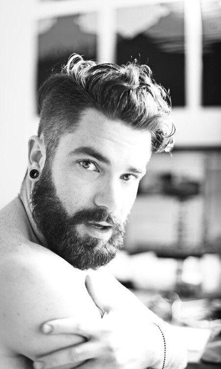 coolsten männlichen frisur ideen für dicke gewellte haare