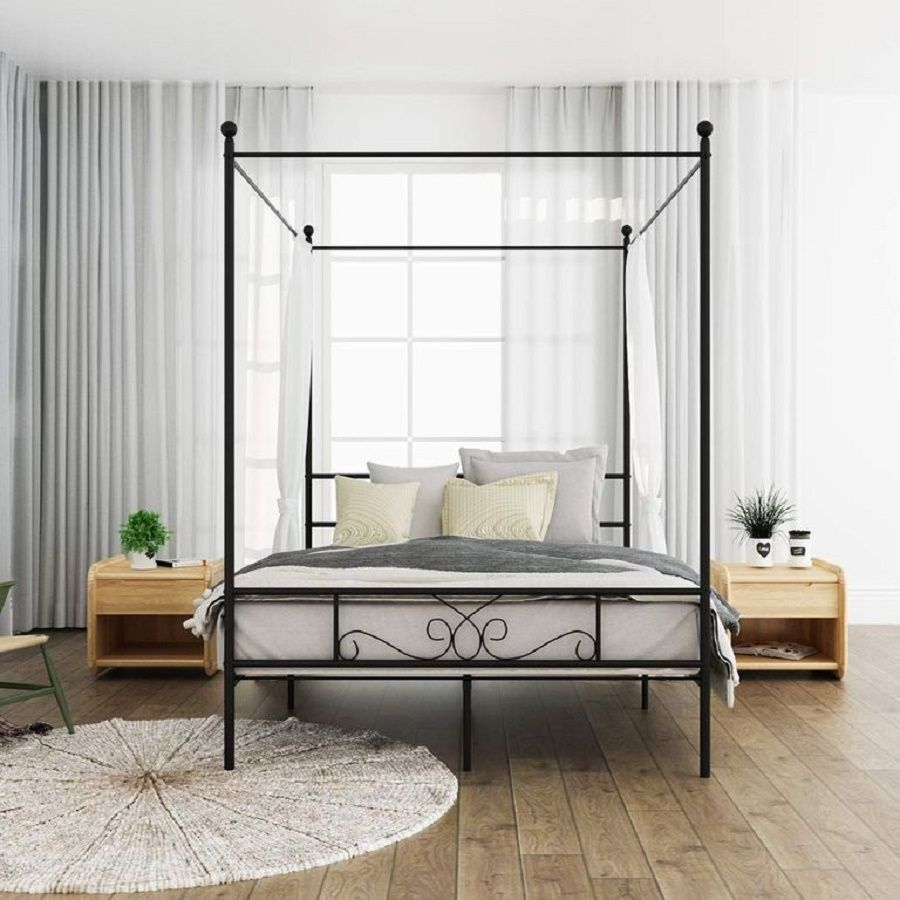 Hypnotize Bed Frames Where You Can Rest Easily With Style