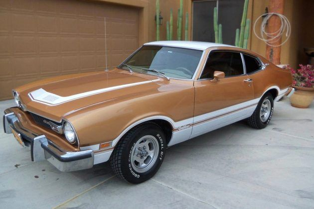 Grab This! 1974 Ford Maverick Grabber