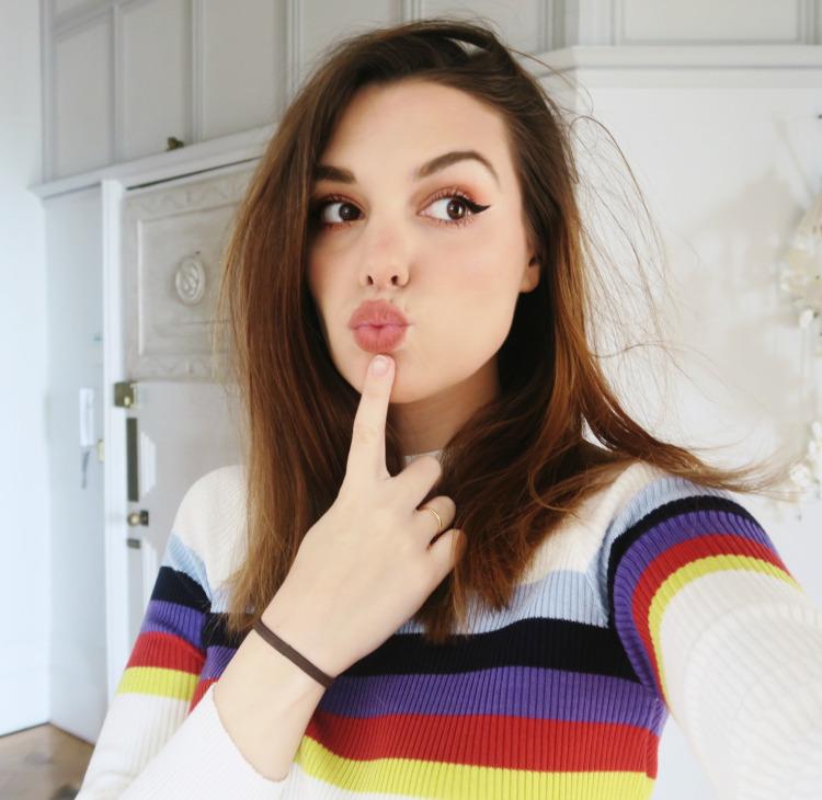 Marzia Bisognin | rainbow | Pewdiepie, Styl, Moda