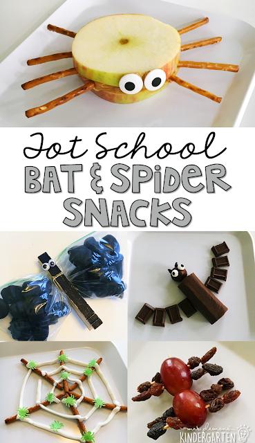 Photo of Tot School: Bats & Spiders – Mrs. Plemons' Kindergarten